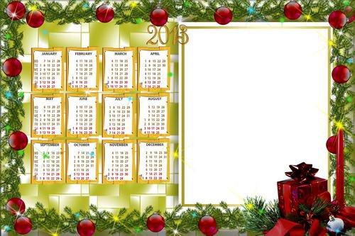 скачать календарь 2013 psd