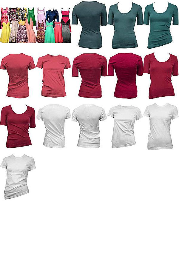 Женская Одежда Для Фотошопа