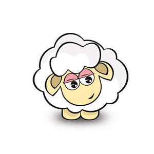 скачать клипарт овцы и козы к 2015 году