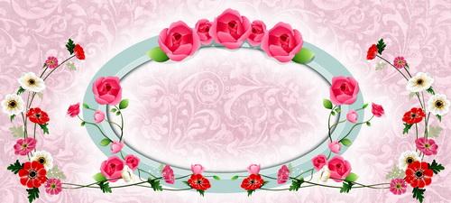 Шаблоны на кружки - Кружки на 8 марта