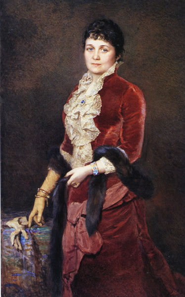 Каталог женских портретов на сайте 8-art.ru