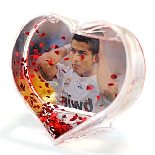 сердце с сердечками
