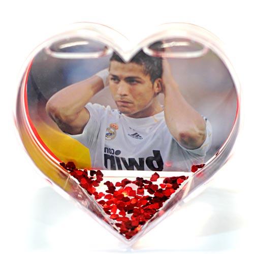 сердце с сердечками внутри