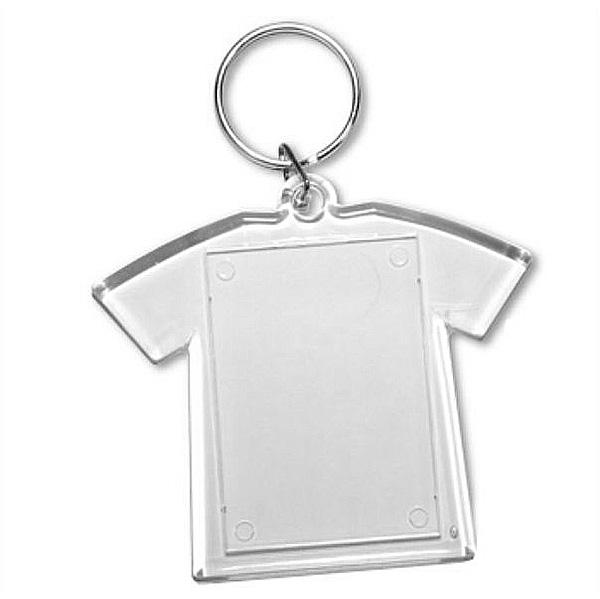 Брелок-футболка на заказ