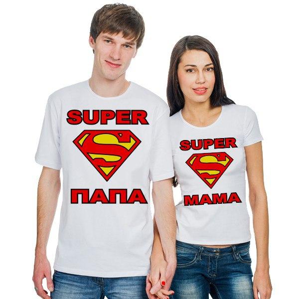 Парные футболки на заказ для влюбленных, День Святого Валентина (14 февраля)