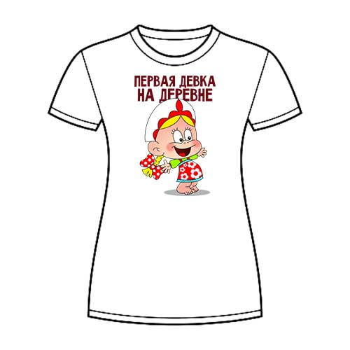 Детские футболки - Футболки на заказ