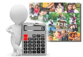 стоимость фотоколлажа