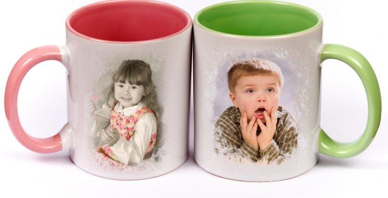Кружка - Подарок для детей - Детская кружка
