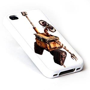 чехол на iphone белый резиновый