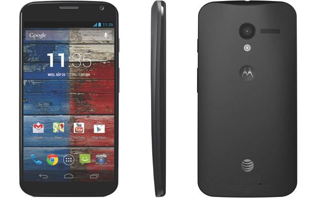 Печать на чехол на Motorola X