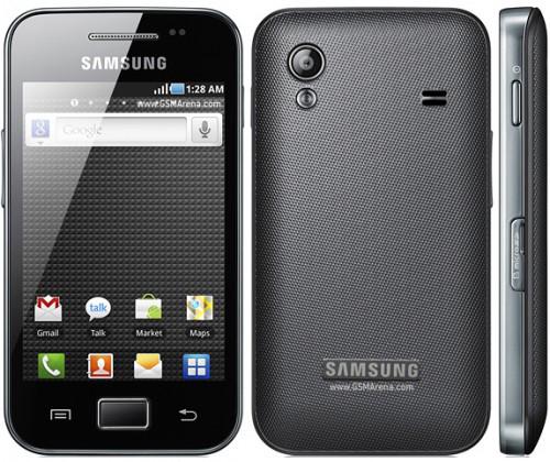 чехол с фото на телефон Samsung Ace