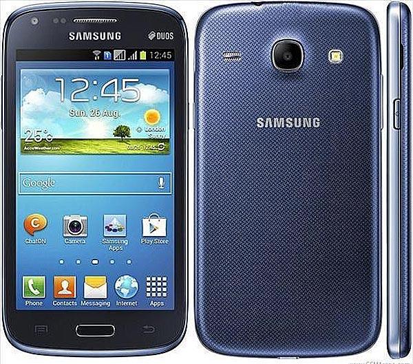 samsung galaxy core i8262 купить чехол с фото