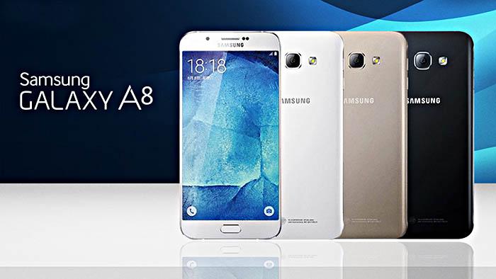 Печать на чехлах - Samsung Galaxy A8