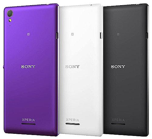 Чехол Sony T3 пластиковый - печать на чехлах фотографий и надписей