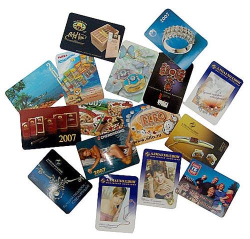 карманный календарей