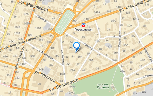 в Нижнем Новгороде.
