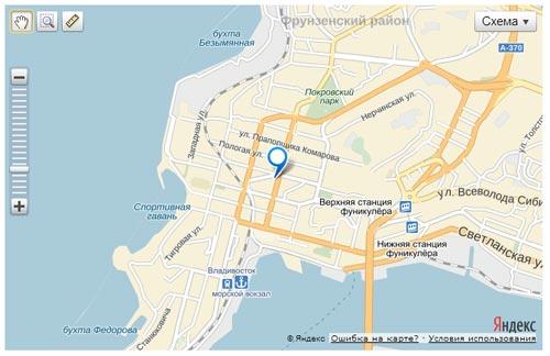 почтомат 8-Арт во Владивостоке