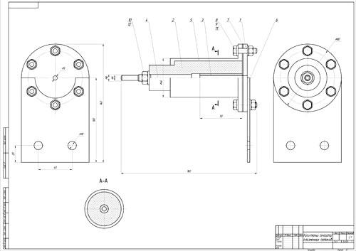 В настоящее время чертежи электротехнических изделий разрабатываются и выполняются на компьютерах в среде графических...