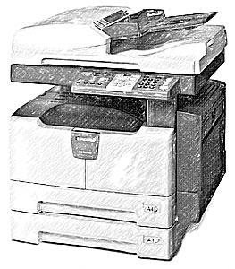 ксерокопирование А3