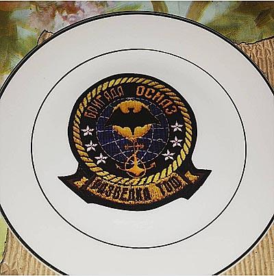 печать на тарелку