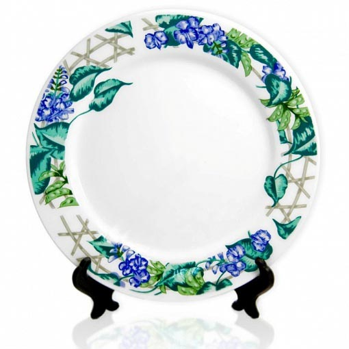 тарелка цветочная